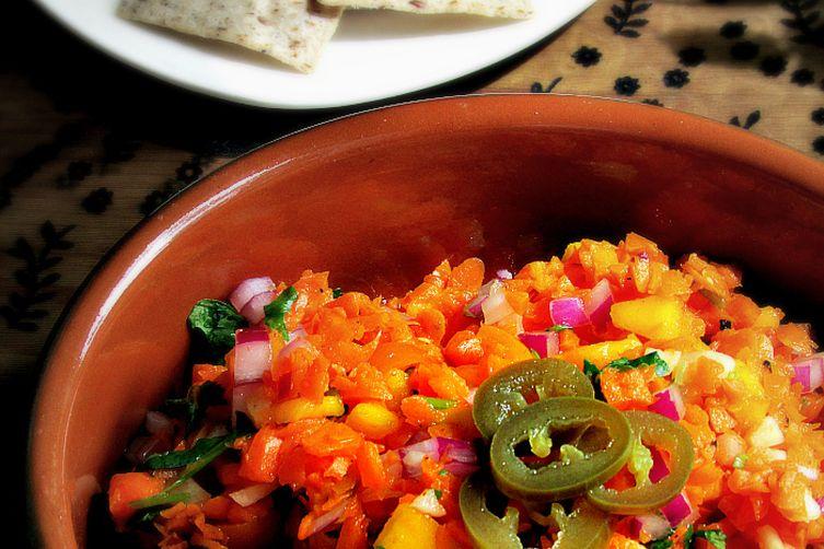 Carrot Salsa