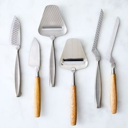 Specialty Cheese Knife & Slicer Set