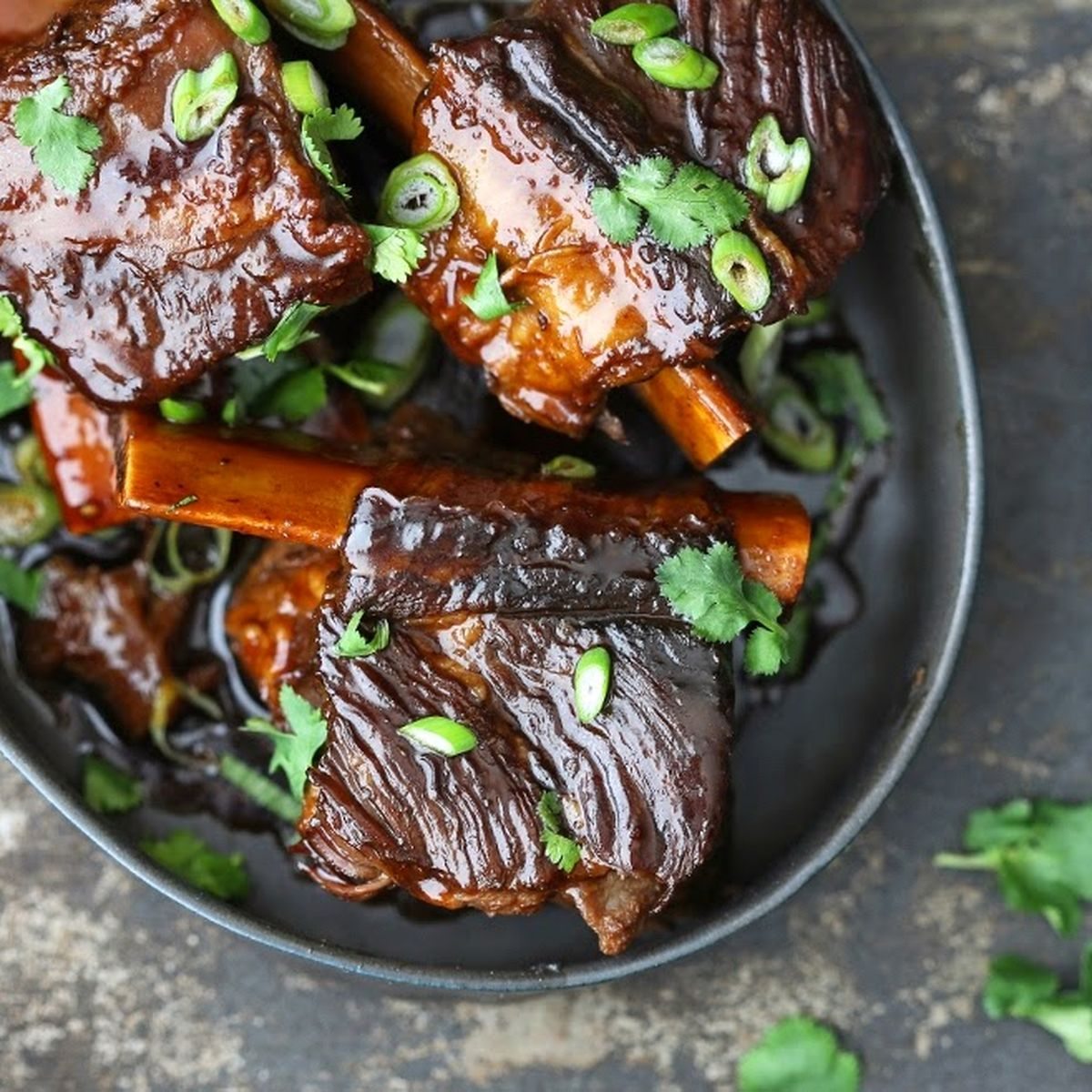 Asian Braised Short Ribs Recipe On Food52