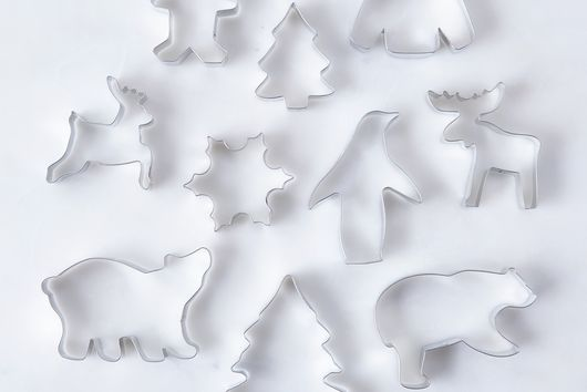 Winter Cookie Cutter Set