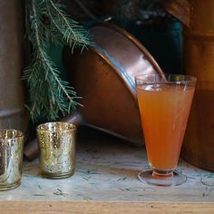 A Boozy Punch That'll Still Have Your Guests Standing At the End of The Night
