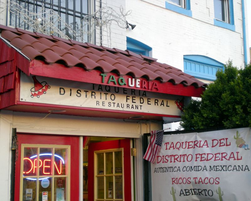 Distrito Federal: Where to go for tacos al pastor in D.C.