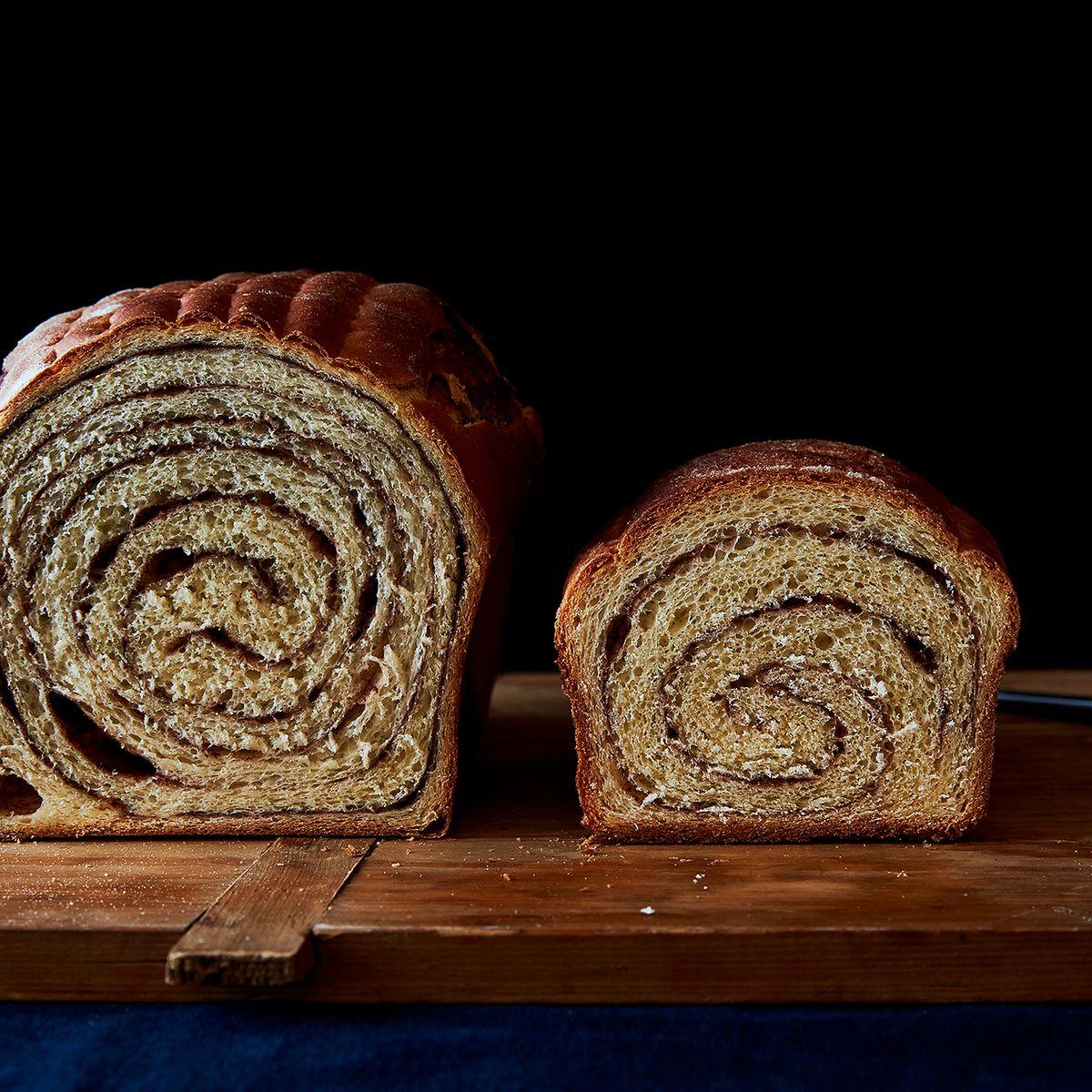 Best Cinnamon Bread Recipe How To Make Homemade Cinnamon Swirl Bread