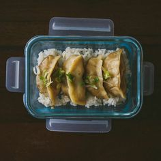 6 Dumplings to Keep in Your Office Freezer for Lunch
