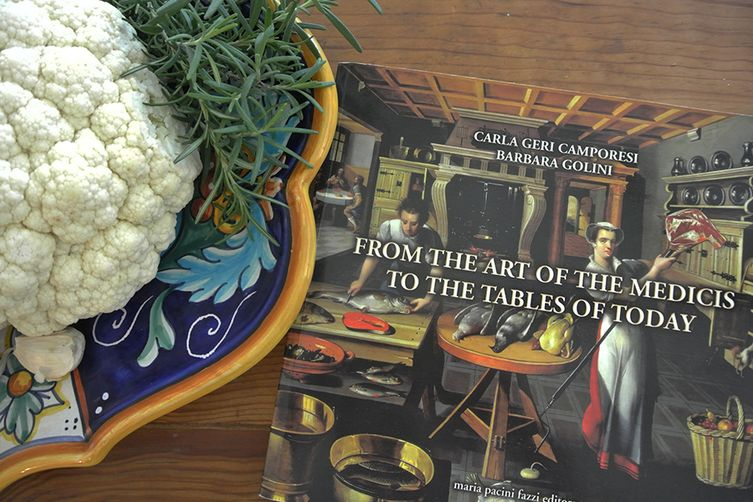 aromatic cauliflower: origins from the house of medici