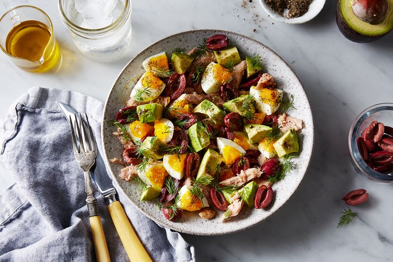 Low-Key Niçoise Salad