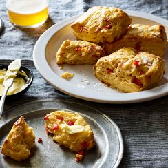 For Next-Level Biscuits, Evoke This Classic, Cheesy Southern Spread