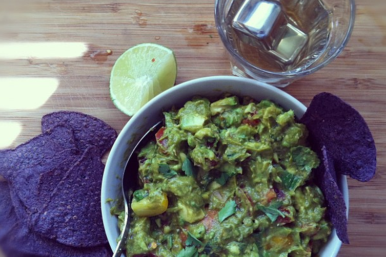 The Only Guacamole Recipe You'll Ever Need