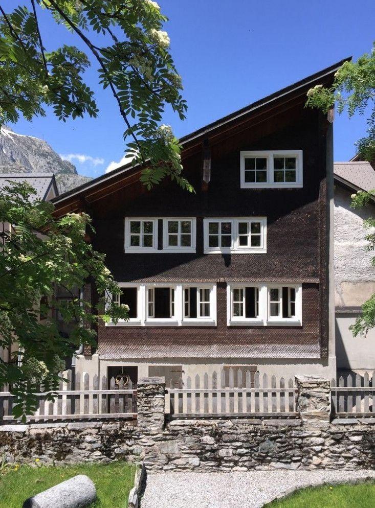 swedish chalet remodel
