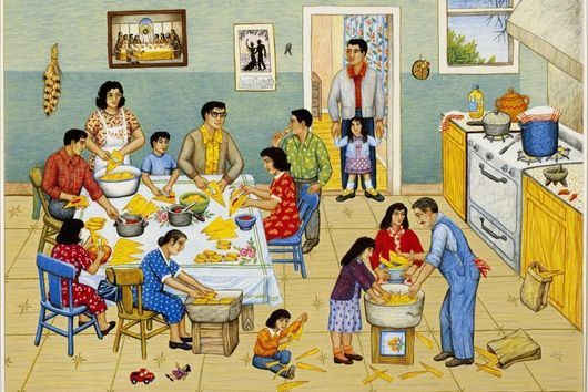 5 Mexican-Americans on the Tamal-Making Party That Defines the Holidays