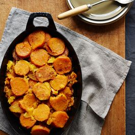 Sweet potatoe recipes by Shari Kerr