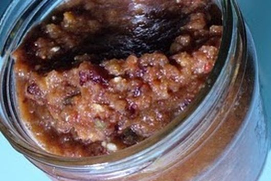 Aycaramba Cranberry Habanero Hot Sauce / Salsa