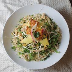 Maui Somen salad