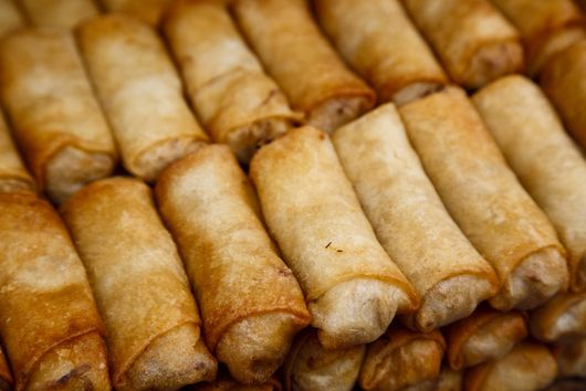 Mexican Egg Rolls