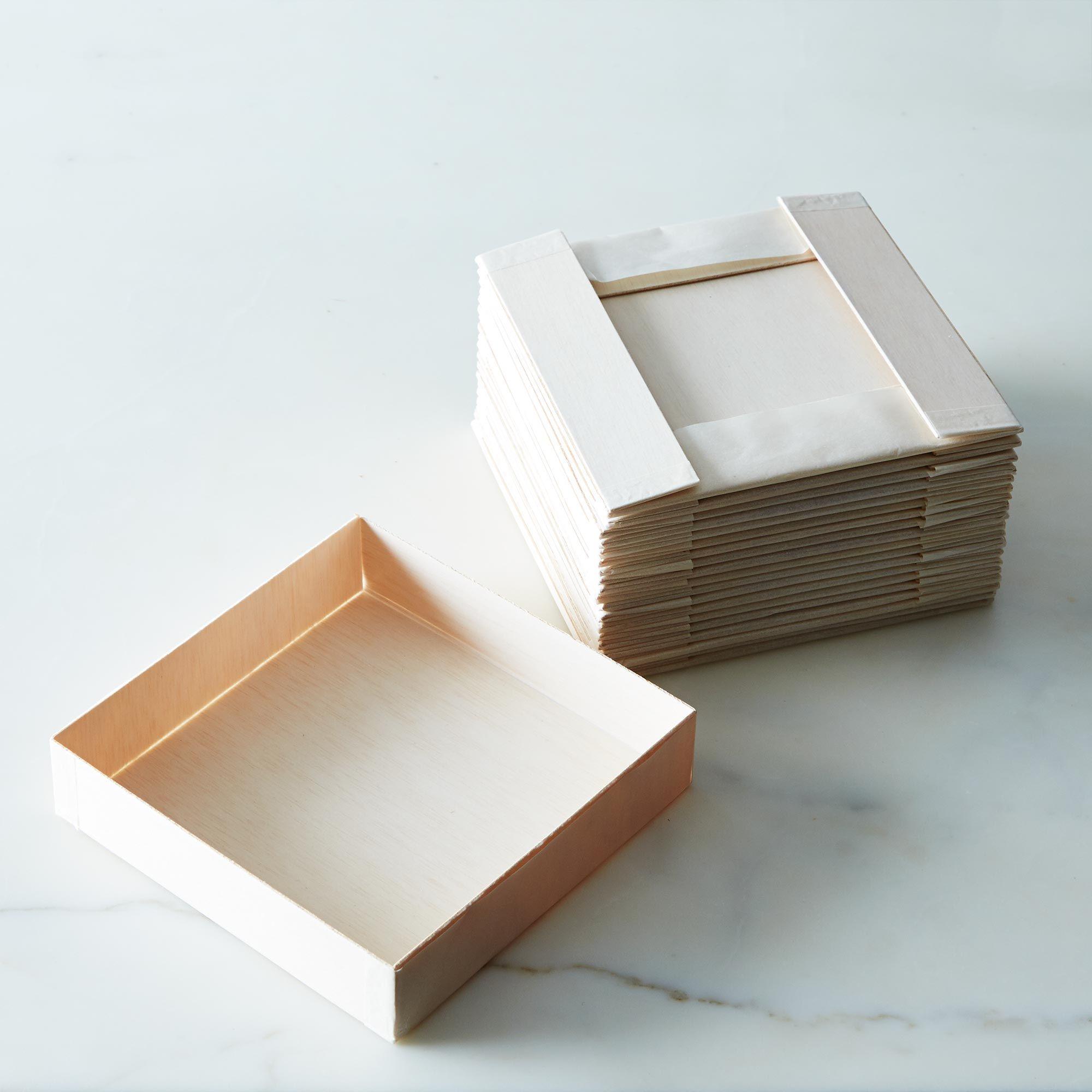 wooden plates by carol jahn