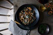 Double Mushroom & Kale Farro