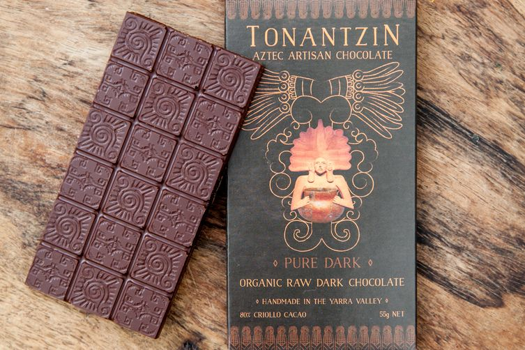 Tonantzin Dark Chocolate Brownies