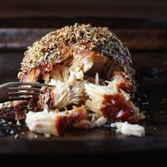 Garlic Fennel Pork Roast