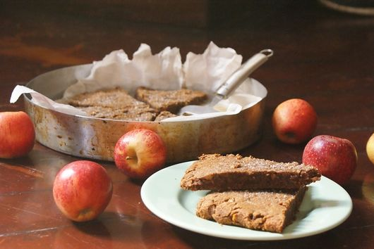 Grain-Free Apple Spice and Maple Scones