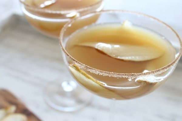 Pear & Sparkling Cider