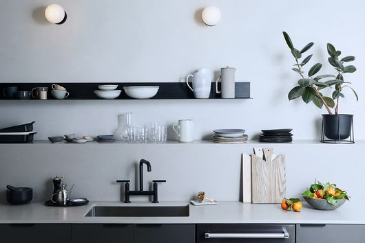 15 Design Ideas We're Stealing from Celebrity Kitchens