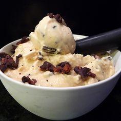 52 Scoops' Maple Chocolate Bacon Ice Cream