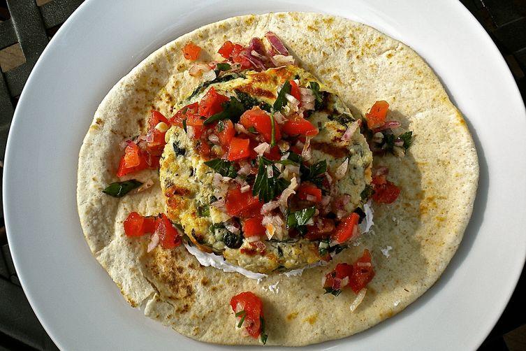 Mediterranean Chicken Burgers Recipe on Food52