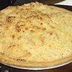 Katie's Grandma Hogan Apple Pie