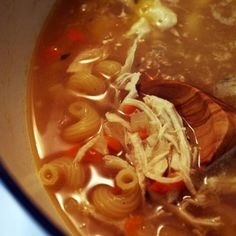 All Better Chicken Noodle Soup