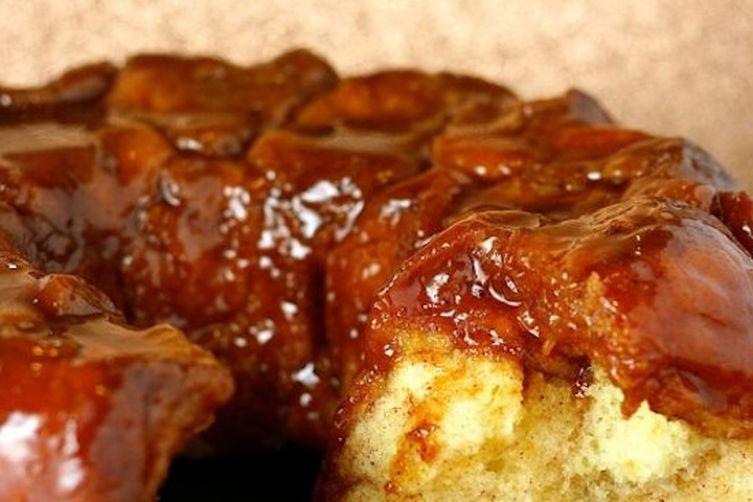 Cinnamon Apple Monkey Bread Recipe on Food52