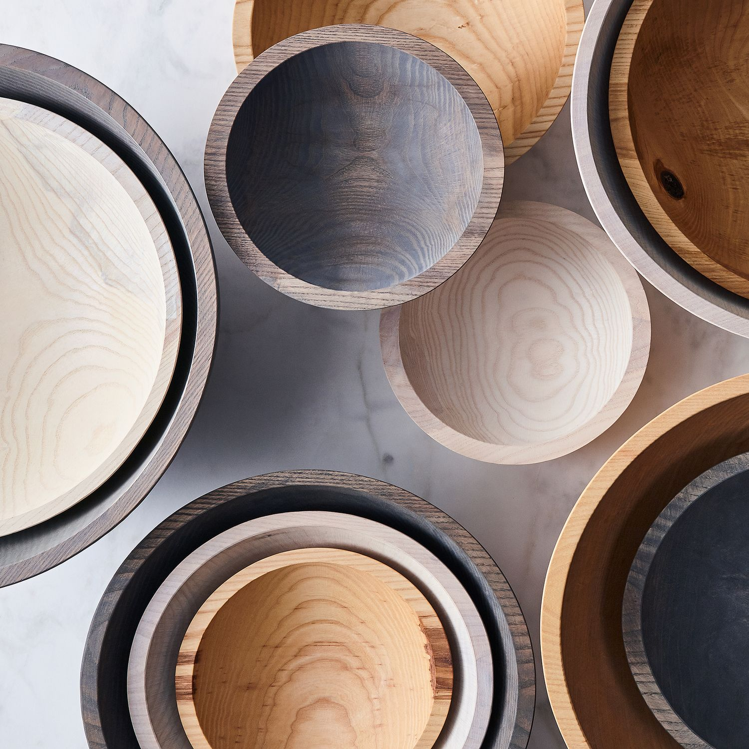 handcrafted wood bowls on food52