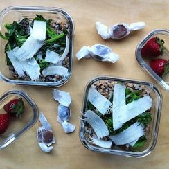 For Lunch Tomorrow, Make More Today