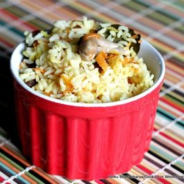 Sweet Rice Pilaf
