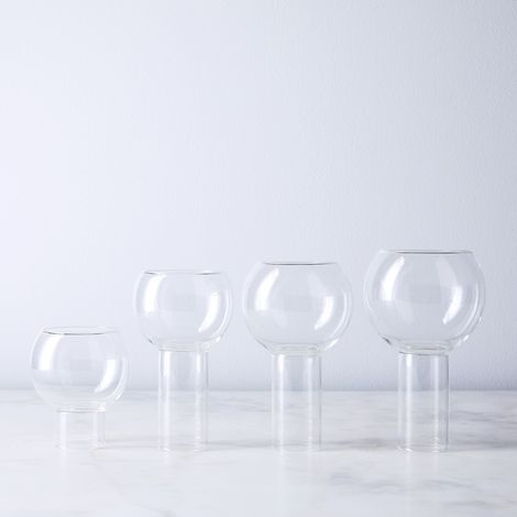 Tulip Wine Glasses (Set of 2)