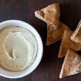 Dips and spreads by Erin Burchfield