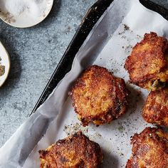 Genius, 5-Ingredient Fried Chicken—Without the Frying
