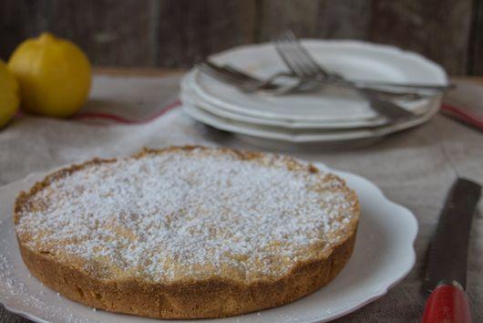 Torta Sbrisolona (Crumbly Cake)