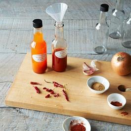 DIY Deluxe Hot Sauce Kit