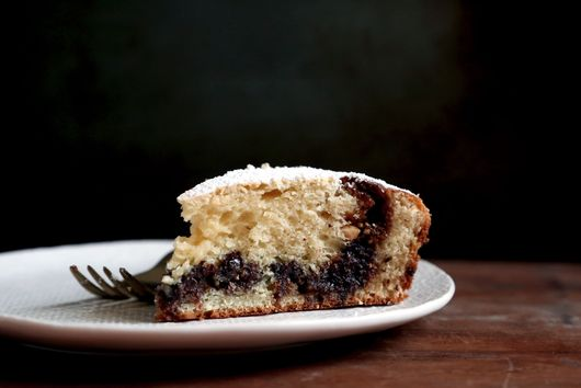 Candy Bar Coffee Cake