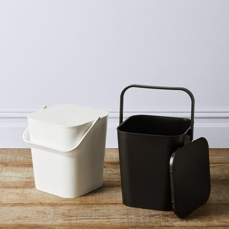 Modern Storage Bin with Lid
