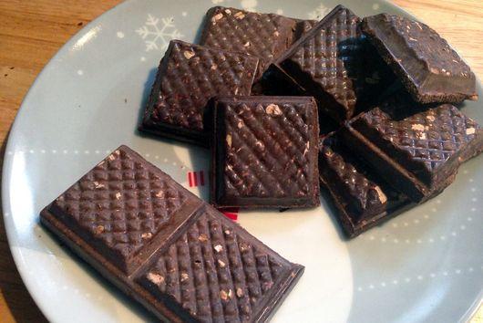 Dark Chocolate Bar (variable sugar)