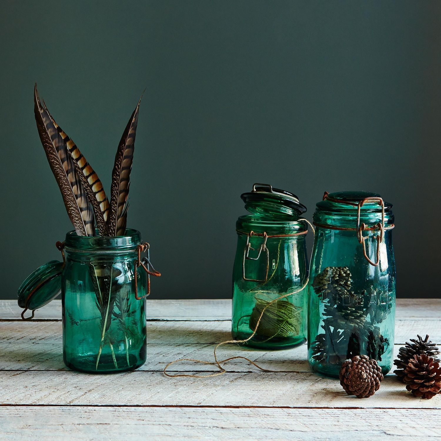 Vintage French Green Canning Jar On Food52