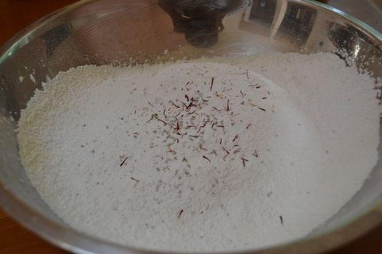 Gluten Free Chickpea flour fudge (Maa Ladoo )
