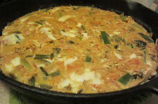 F63bb424 51e4 4d47 8599 24d5579b9200  kimchi frittata