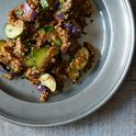 Ec8a2253 57ee 4403 bb26 807a46fbff41  miso quinoa pilaf grilled vegetables food52 mark weinberg 14 07 01 0295