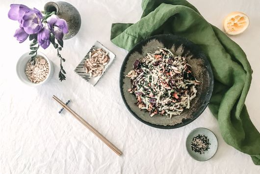 Potluck Cabbage Salad