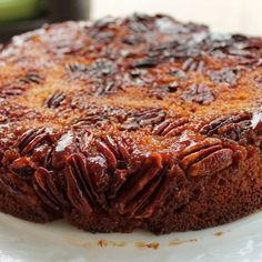 Honey Pecan Cake