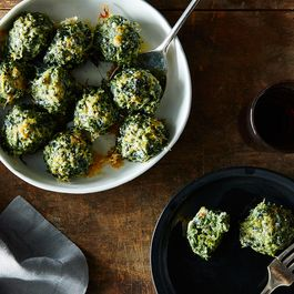 Gnocchi Verde (Spinach and Ricotta Dumplings by DragonFly