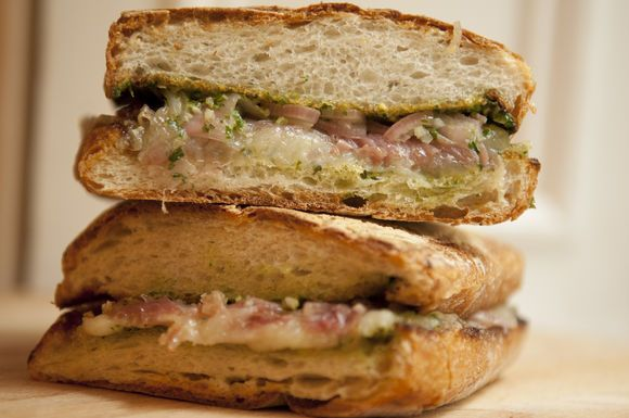 Pan Bagnat: Le French Tuna Salad Sandwich by Waverly