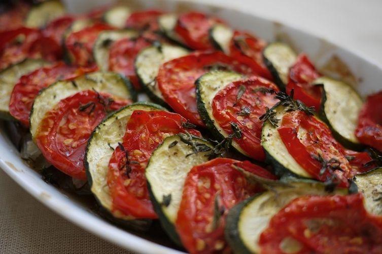 Rustic Provencal Vegetable Casserole